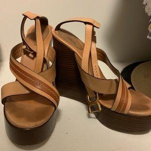Chloe platform sandals